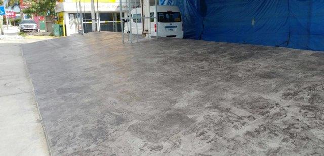 concreto estampado hertz